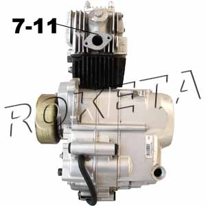 PART 07-11: GK-11 ENGINE, 110CC