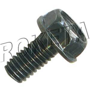 PART 22-02: GK-11 HEX BOLT, ONE WAY VALVE