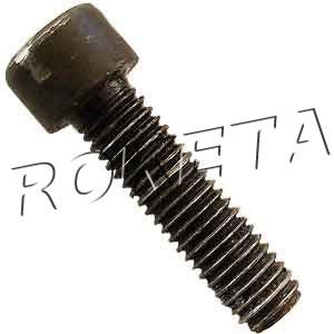 PART 01: GK-13 INNER-HEX BOLT, SEAT BRACKET