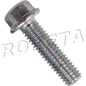 PART 06: GK-17 HEX FLANGE BOLT, INTAKE TUBE