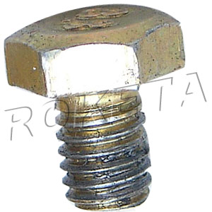 PART 08-09: GK-17 HEX BOLT, FRONT SPROCKET CLIP
