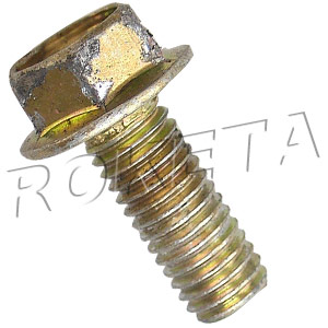 PART 19: GK-17 HEX FLANGE BOLT, EXHAUST