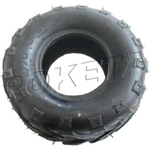 PART 25-03: GK-17 RIGHT FRONT TIRE