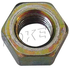 PART 02: GK-17 HEX NUT M10x1.25