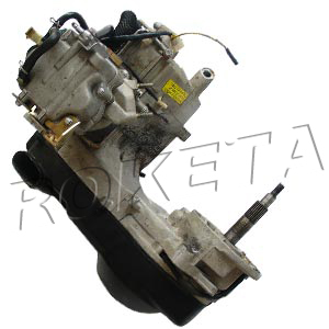 PART 33-07: GK-19 ENGINE, 250CC