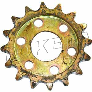 PART 57: GK-19 FRONT SPROCKET