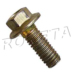 PART 01: GK-19 HEX FLANGE BOLT, FRONT FENDER