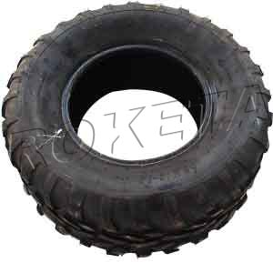 PART 25-1: GK-25 REAR TIRE