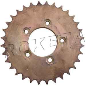 PART 24: GK-29 REAR SPROCKET