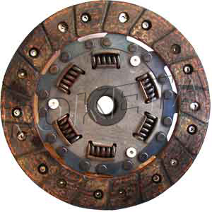 PART 36: GK-32 CLUTCH FRICTION PLATE