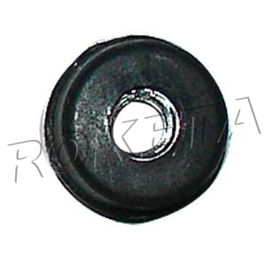 PART 02-06: GK-37 CONCAVE RUBBER WASHER w/ NUT