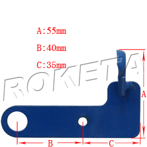 PART 08: GK-37 THROTTLE CABLE FIXING BLOCK