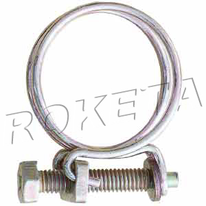 PART 03: GK-40 CLAMP, WATER HOSE