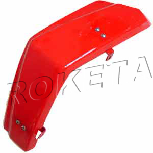 PART 01-03: GK-40 FRONT LEFT WHEEL FENDER