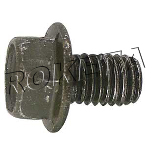 PART 02: MC-04 HEX FLANGE BOLT M8x12