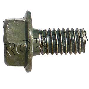 PART 06: MC-04 HEX FLANGE BOLT M6x12