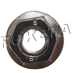 PART 17: MC-04 HEX FLANGE NUT M6