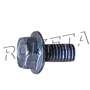 PART 23: MC-10 HEX FLANGE BOLT M6x12