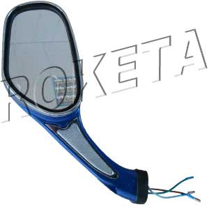 PART 09: MC-12 RIGHT REAR VIEW MIRROR