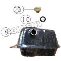 PART 52: MC-13-250 FUEL TANK ASSEMBLY