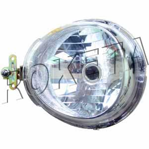 PART 02-3: MC-16-50 HEADLIGHT