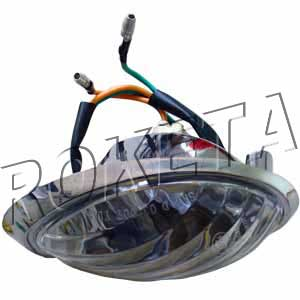 PART 29-1: MC-16-50 RIGHT REAR TURN SIGNAL