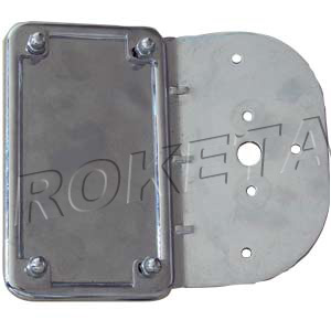 PART 38: MC-51 REAR LICENSE PLATE BRACKET