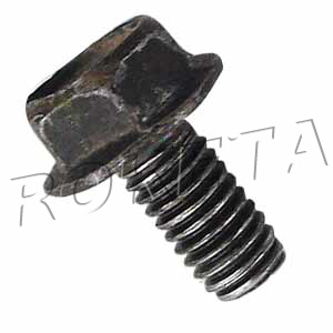 PART 02: MC-54-250 HEX FLANGE BOLT M6x12