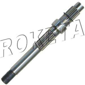 PART 07-8: MC-71 ENGINE OUTPUT SHAFT