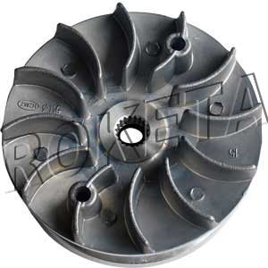 PART 03-2: MC-75 DRIVE WHEEL ASSEMBLY