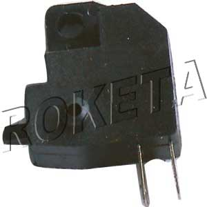 PART 14-2: MC-79 FRONT BRAKE LIGHT SWITCH