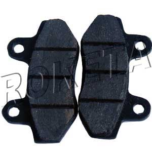 PART 14-3: MC-79 FRONT BRAKE PADS