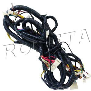 PART 41: UV-09 WIRING HARNESS