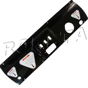 PART 04: UV-09 PANEL, FRONT ENGINE COVER